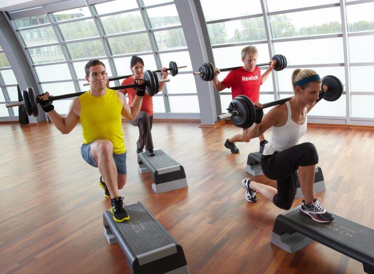 Фитнес – спортивные тренировки в любом возрасте