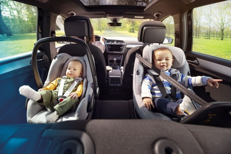 Детское автокресло – особенности выбора
